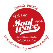 [2017-07-23]Feel the Soul vol.6 &LIVE PAINTING